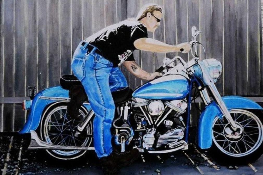 Garry Bike